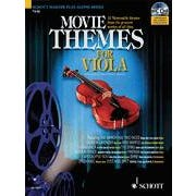 Image for Movie Themes for Viola (Book and CD) from SamAsh