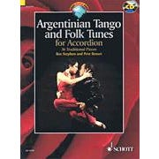 Image for Argentinian Tango and Folk Tunes for Accordion from SamAsh
