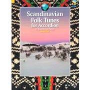 Hal Leonard Scandinavian Folk Tunes for Accordion-61 Traditional Pieces – Book/CD