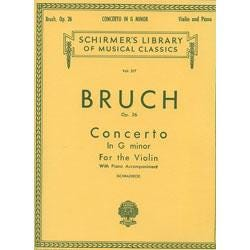 Image for Bruch Concerto in G Minor from SamAsh