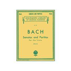Image for Bach Sonatas and Partitas Violin Solo from SamAsh