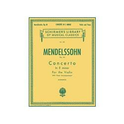 Image for Mendelssohn Concerto in E Minor from SamAsh