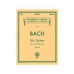 Image for JS Bach 6 Suites for Cello (Cello Solo) from SamAsh