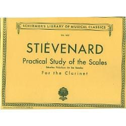 Image for Practical Study of the Scales for Clarinet from SamAsh