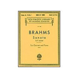 Image for Brahms Sonata in F Minor from SamAsh