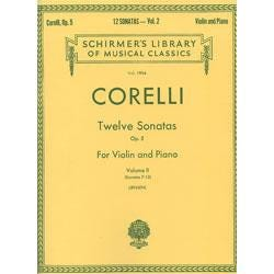 Image for Corelli: Twelve Sonatas from SamAsh