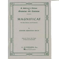 Image for J. S. Bach Magnificat from SamAsh