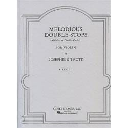Image for Melodious Double-Stops Book 2 for Violin from SamAsh