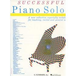 Image for Successful Piano Solos from SamAsh