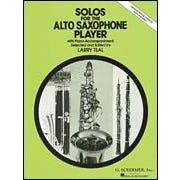 G. Schirmer Solos for the Alto Saxophone Player (Sax / Piano)