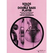Hal Leonard Solos for the Double-Bass Player