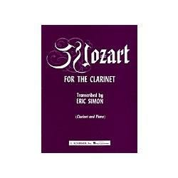 Image for Mozart for the Clarinet from SamAsh