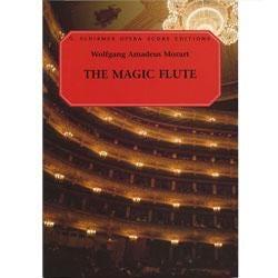 Image for Mozart The Magic Flute (Die Zauberflöte) Vocal Score from SamAsh