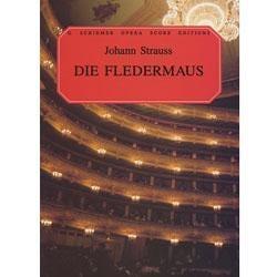 Image for Johann Strauss Die Fledermaus (English Vocal Score) from SamAsh