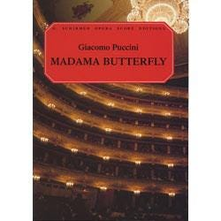 Image for Puccini Madama Butterfly Vocal Score from SamAsh