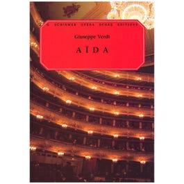 Image for Verdi Aida (Vocal Score) from SamAsh