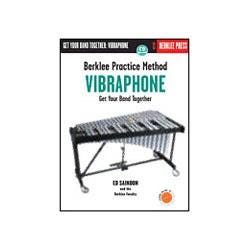 Image for Berklee Practice Method: Vibraphone with CD from SamAsh