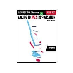 Image for A Guide to Jazz Improvisation for Eb Instruments (Book and CD) from SamAsh