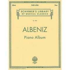 Image for Albeniz: Piano Album for Piano Solo from SamAsh