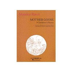 Image for Ravel Mother Goose Suite (Five Children's Pieces) - Piano Solo or Duet from SamAsh