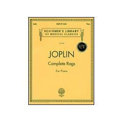 Image for Joplin Complete Rags for Piano from SamAsh