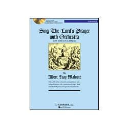 Image for Sing the Lord's Prayer with Orchestra (Low Voice in G Major from SamAsh
