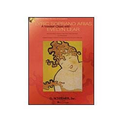Image for Lyric Soprano Arias A Master Class with Evelyn Lear (Book and CD) from SamAsh