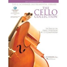 Hal Leonard The Cello Collection – Easy to Intermediate Level-Audio Online