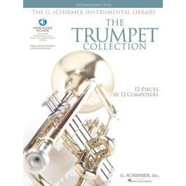 Hal Leonard The Trumpet Collection-  Intermediate Level-Audio Online