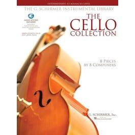 Hal Leonard The Cello Collection – Intermediate Level-Audio Online