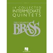 Image for 14 Collected Intermediate Quintets-French Horn from SamAsh