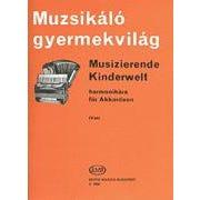 Hal Leonard Musical Childworld-Accordion sheet music