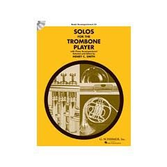Image for Solos for the Trombone Player (Book and CD) from SamAsh