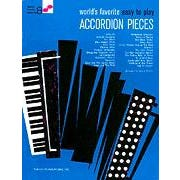 Hal Leonard World's Favorite Easy to Play Accordion Pieces