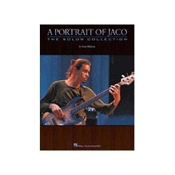 Image for A Portrait Of Jaco: The Solos Collection (TAB) from SamAsh