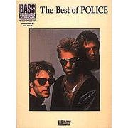 Hal Leonard The Best of The Police- Bass Recorded Versions