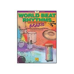 Image for World Beat Rhythms: Beyond the Drum Circle - Brazil - Book & CD from SamAsh