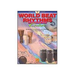 Image for World Beat Rhythms: Beyond the Drum Circle - Cuba - Book & CD from SamAsh