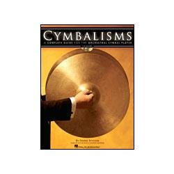 Image for Cymbalisms-A Complete Guide for the Orchestral Cymbal Player (Book and CD) from SamAsh