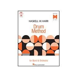 Image for Harr Drum Method Book 1 For Band and Orchestra (Book and CD) from SamAsh
