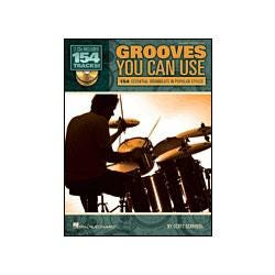 Image for Grooves You Can Use-155 Essential Drumbeats in Popular Styles (Book and CD) from SamAsh