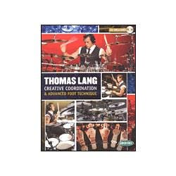 Image for Thomas Lang Creative Coordination and Advanced Foot Technique (Book and CD) from SamAsh