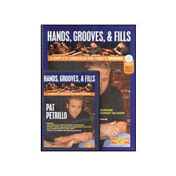 Image for Hands Grooves and Fills (Book CD and DVD Pack) from SamAsh