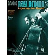 Hal Leonard Ray Brown – Legendary Jazz Bassist
