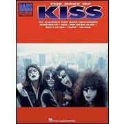 Hal Leonard The Best of Kiss for Bass Guitar