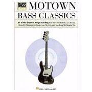 Hal Leonard Motown Bass Classics-Bass Recorded Versions