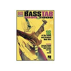 Image for Bass Tab 1999 and 2000 Bass Recorded Versions from SamAsh