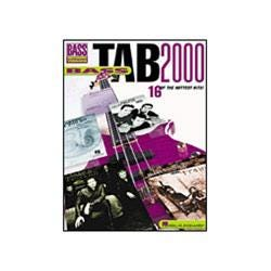 Image for Bass Tab 2000 Bass Recorded Versions from SamAsh