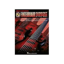 Image for Fingerboard Harmony for Bass Book and CD from SamAsh