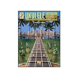Hal Leonard Ukulele Fretboard Roadmaps (Book and CD)